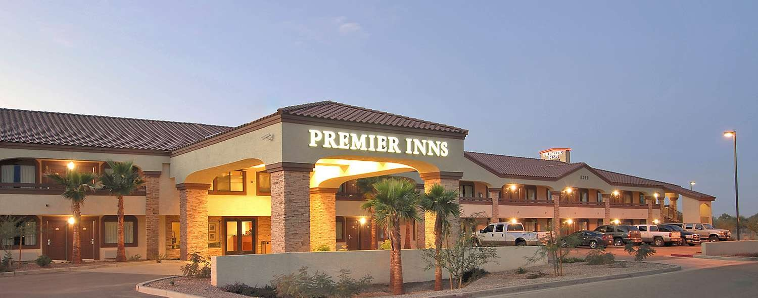 Best Tolleson, Arizona Hotel | Premier Inns Tolleson