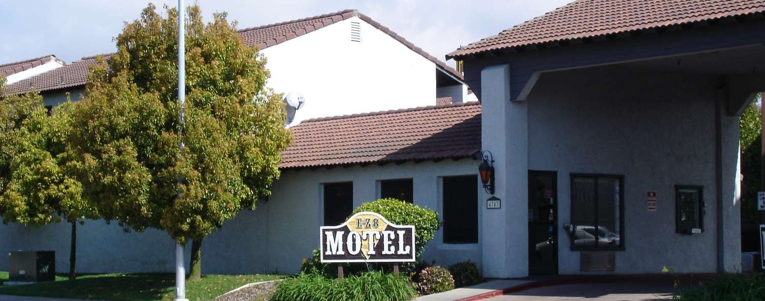 The E-Z 8 Motel Old Town San Diego is Located Just Minutes from San Diego International Airport