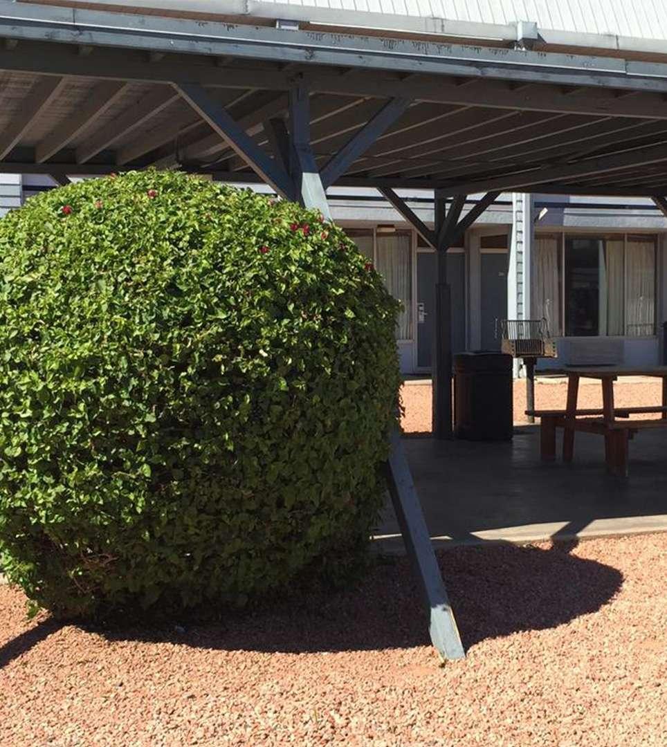 TAKE A CLOSER LOOK AT  E-Z 8 Motel Phoenix Airporter