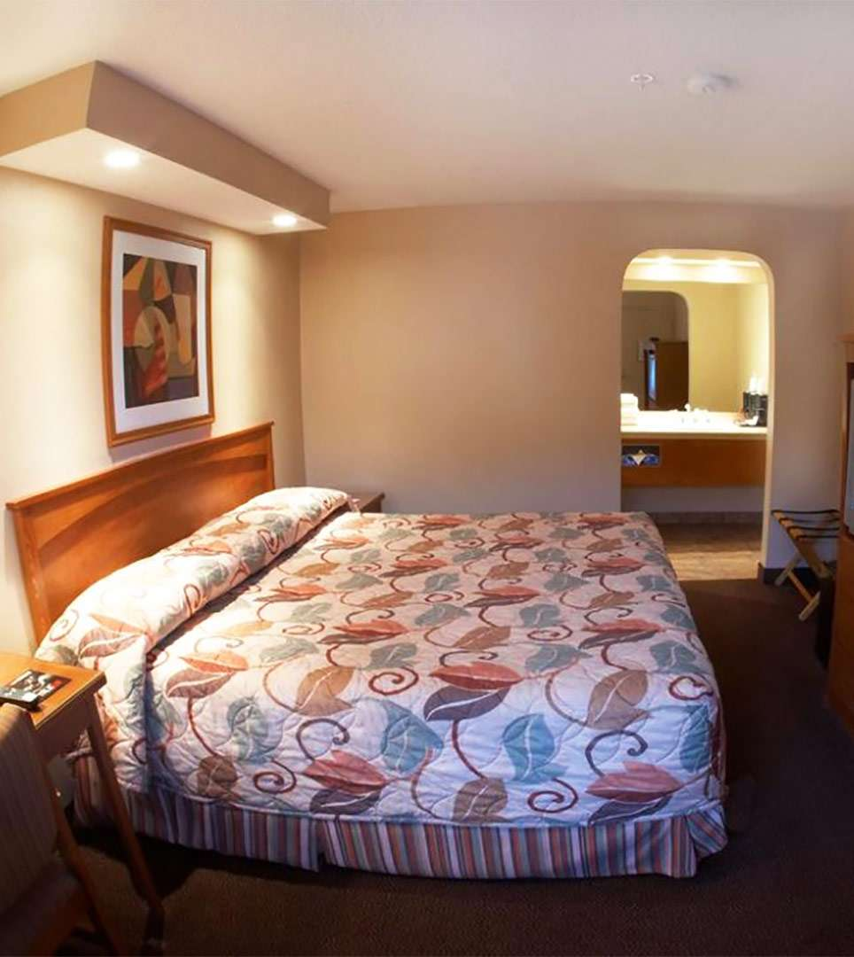 WELL-APPOINTED GUESTROOMS FOR BUSINESS AND LEISURE TRAVEL AT PREMIER INNS METRO CENTER