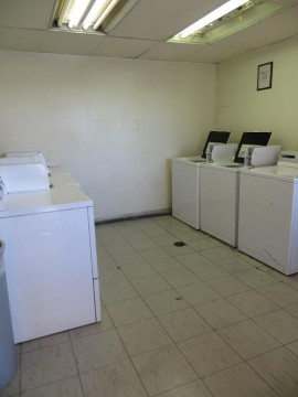 Welcome To Premier Inns Metro Center - Guest Laundry