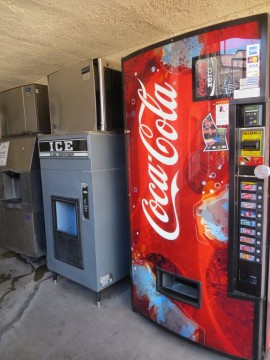 Welcome To Premier Inns Metro Center - Vending and Ice