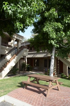 Premier Inns Thousand Oaks - Picnic and BBQ Area